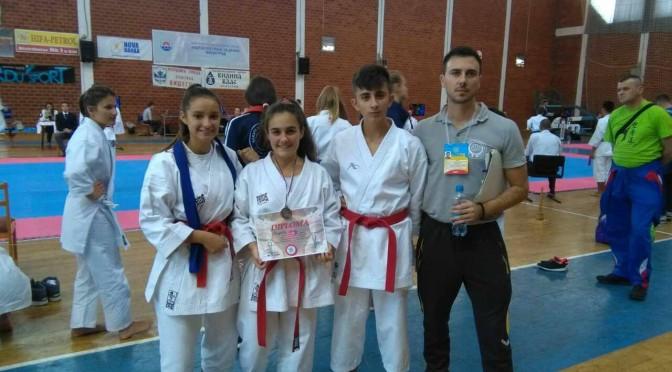 """10. septembra 2017. godine, u Višegradu je održano Prvenstvo Republike Srpske, na kojem su učešće uzela i četiri takmičara Karate kluba """"Rajko Crnobrnja – Gligo"""""""