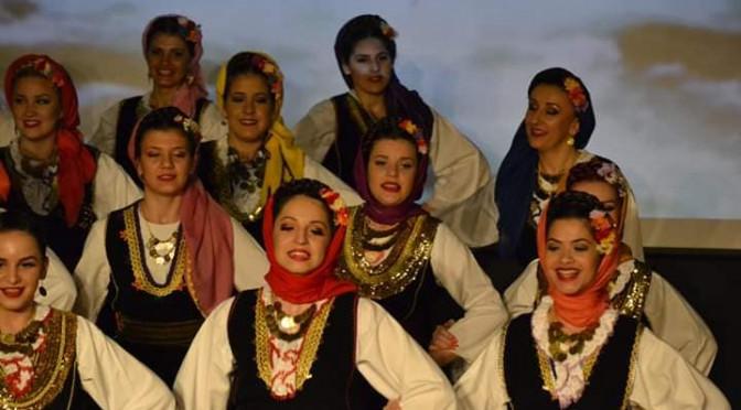 """KUD """"Una"""" gostovao je ovog vikenda u Ljubljani na godišnjem koncertu KUD-a """"Mladost""""."""