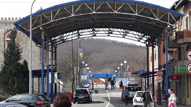 Prema nezvanicnim informacijama granicni prelaz za putnicki saobracaj bice otvoren 17.aprila