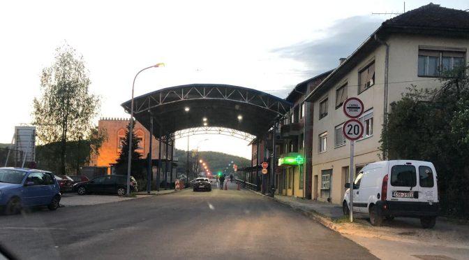 Granični prelaz u Novom Gradu ce danas u 8h biti otvoren za putnicki saobracaj